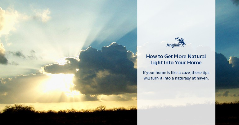 How to Get More Natural Light Into Your Home