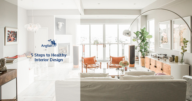 5 steps to healthy interior design good to be home - Home interior design steps ...
