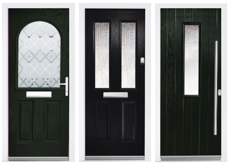 ... leaves you plenty of headroom to concentrate on other important things in your life u2013 it gives you the option to accessorise your door and home too. & What the Colour of Your Front Door Says About You | Good to be Home