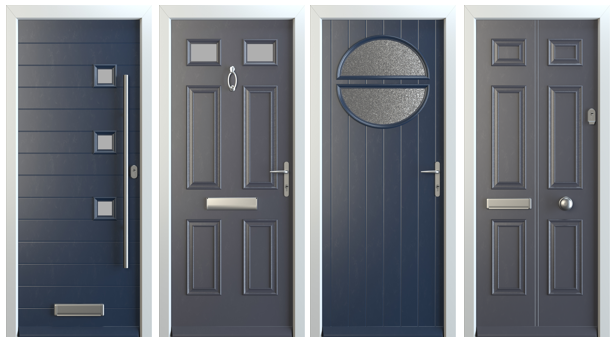 What The Colour Of Your Front Door Says About You Good To