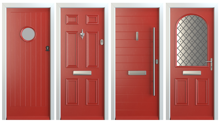 What The Colour Of Your Front Door Says About You Good To Be Home