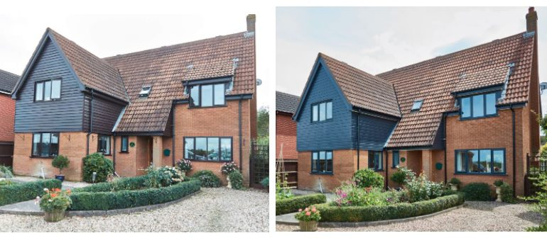 Case Study: Whole House Anthracite Grey