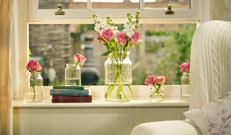 4 ways to embrace recycled materials in your home
