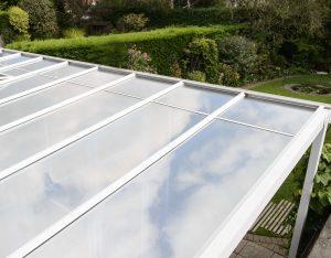 Veranda conservatory roof