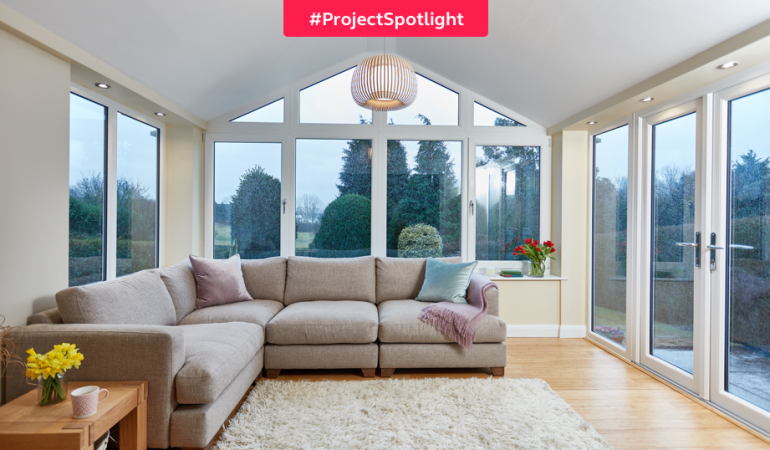 #ProjectSpotlight: From conservatory to extension