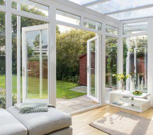 Veranda conservatory interior