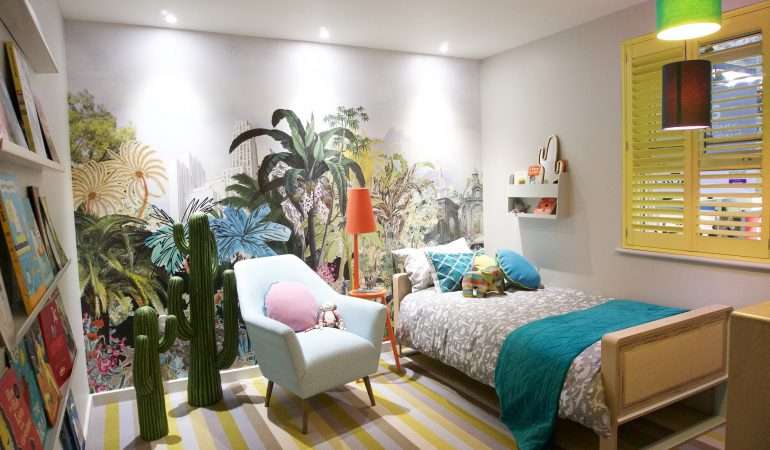 #StyledByMe winner Chloe Spillett's visit to the Ideal Home Show