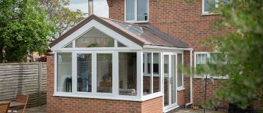 #ProjectSpotlight: Energy-efficient conservatory roof