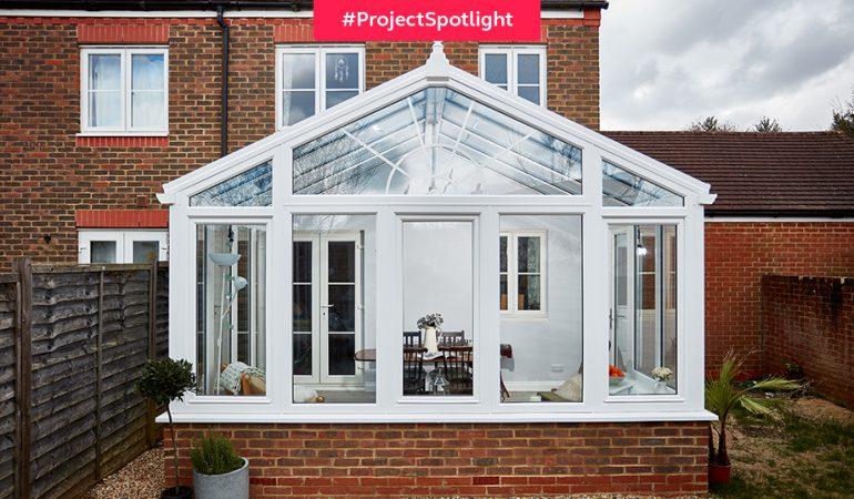 #ProjectSpotlight: Regency conservatory