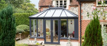 #ProjectSpotlight: Edwardian conservatory
