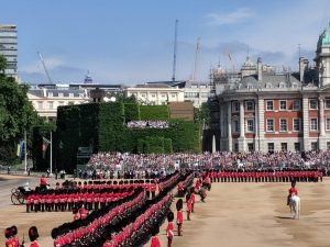 Queen's Birthday Parade