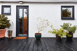 #ProjectSpotlight back door exterior