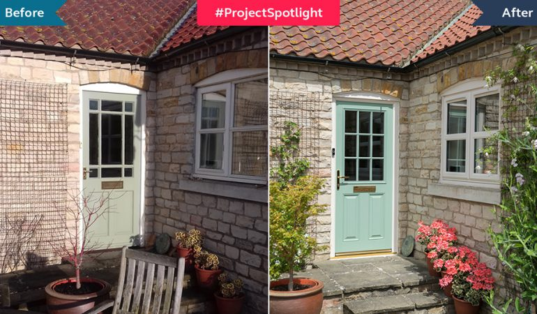 #ProjectSpotlight: Country cottage windows and doors