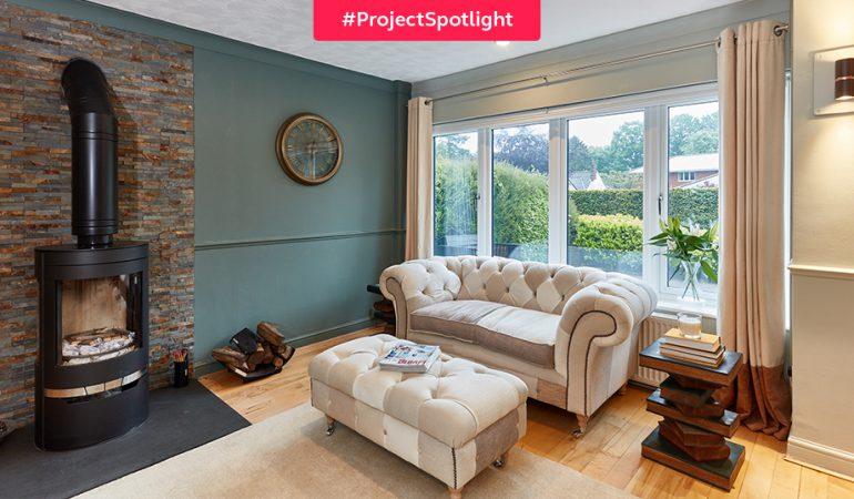 #ProjectSpotlight: Anthracite Grey windows and doors