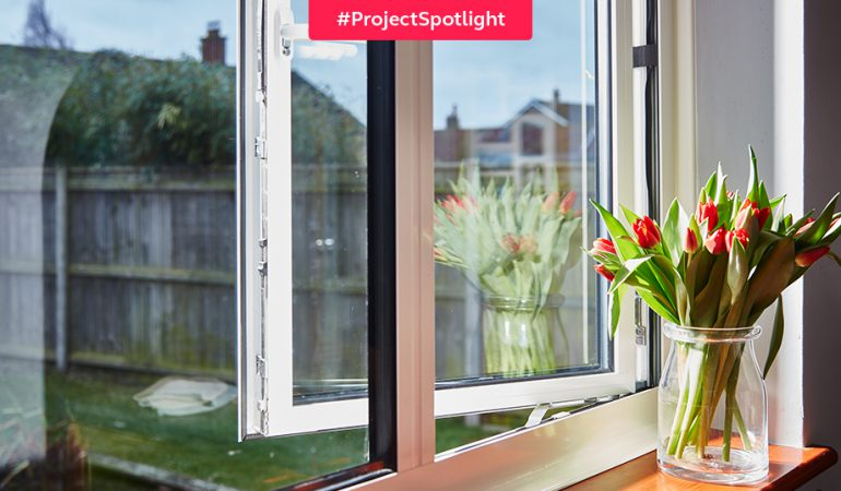 #ProjectSpotlight: Aluminium windows and doors