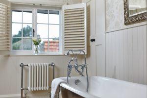 House vs. home - bathtub