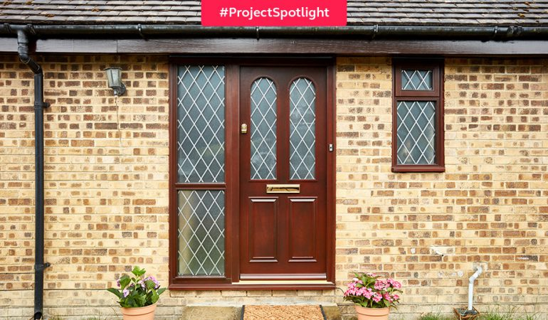 #ProjectSpotlight: Timber windows and doors