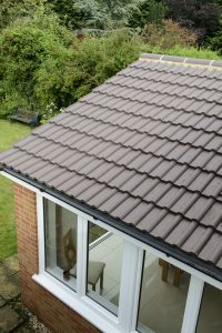 #ProjectSpotlight tiled roof