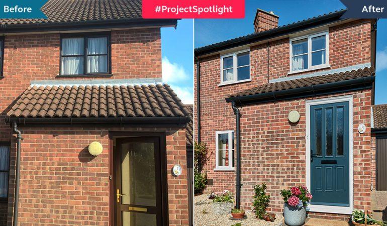 #ProjectSpotlight: A third Anglian home