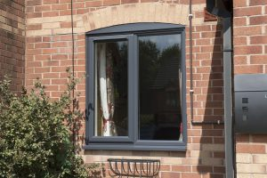 Anthracite Grey casement window