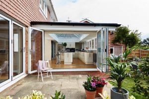 #ProjectSpotlight kitchen orangery exterior
