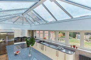 #ProjectSpotlight lantern roof