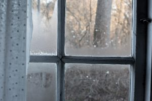 Internal condensation