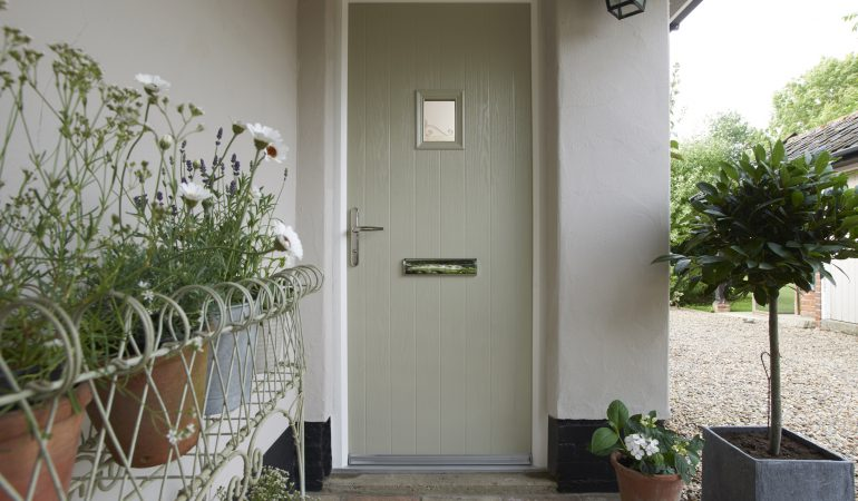 #AnglianAnswers: What is a composite door?