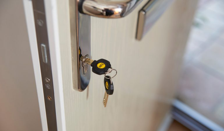 #AnglianAnswers: How do I make my front door more secure?