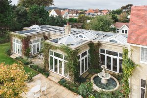 #ProjectSpotlight double orangery