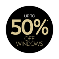 up to 55% off windows