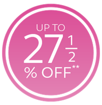Up to 27.5% off all conservatories, orangeries and extensions