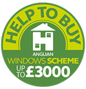 Save up to £3000 with the Anglian Help To Buy Scheme