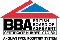 British Board of Agrement rooftrim accreditation