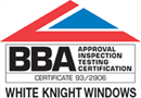 British Board of Agrement accreditation for uPVC windows from Anglian Home Improvements