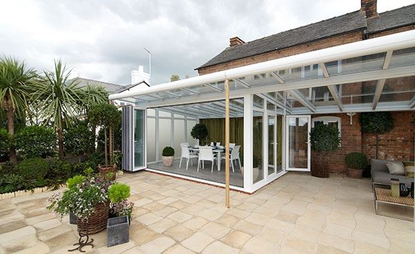 Conservatory costs conservatory prices anglian home for How much does it cost to build a bungalow