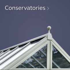 Conservatories & Living Spaces