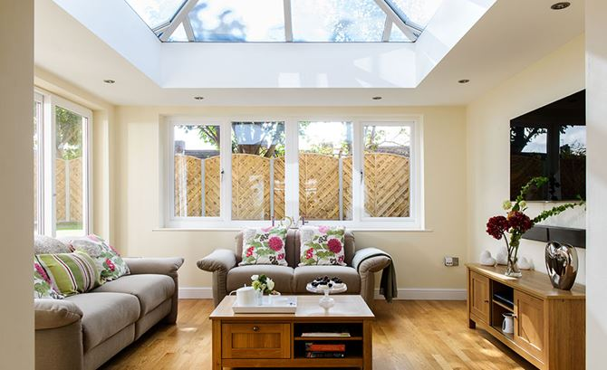 Roof Lanterns Lantern Conservatory Roofs Anglian Home