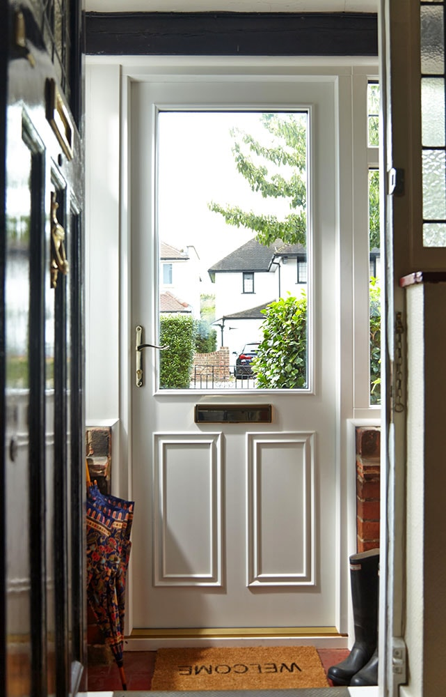 Wooden doors gallery ideas inspiration anglian home for Wooden exterior back doors