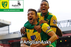 AnglianAsks Norwich City FC players your questions