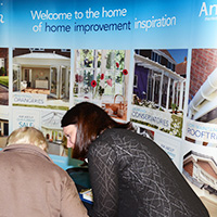 Anglian exhibition stand
