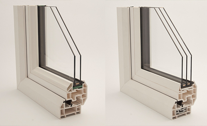 A rated double glazing vs A++ rated triple glazing