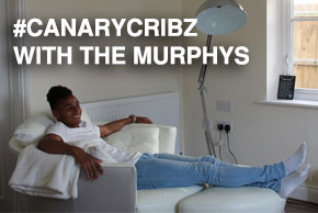 Canary Cribz with the Murphys