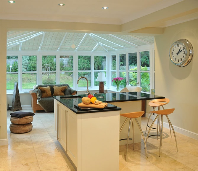 Consider these factors when assessing what size conservatory you need