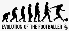 Evolution of the Footballer with Anglian Home Improvements and Norwich City FC