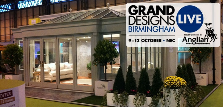 Why You Need to Win Tickets to Grand Designs Live