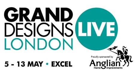 Grand Designs Live 2018 sponsored by Anglian Home Improvements