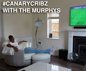 Josh Murphy Chilling watching TV