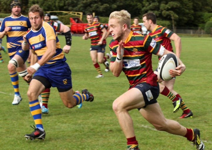 Norwich Rugby Club vs St Albans