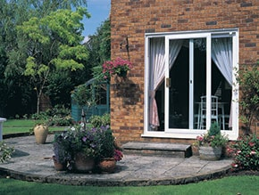 Patio doors by Anglian Home Improvements